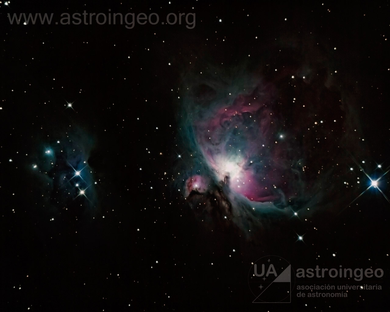 Nebulosa de Orión M42