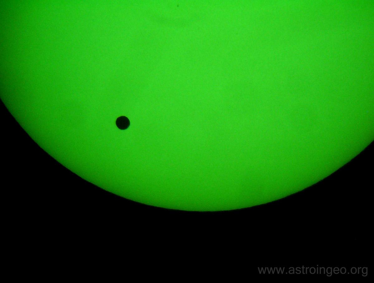 Tránsito de Venus 2004