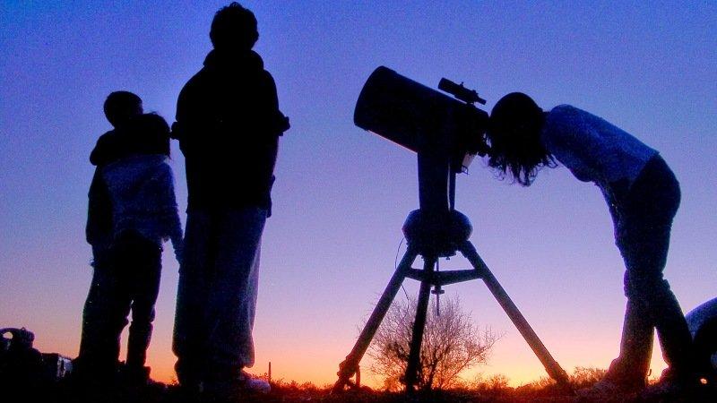 Observacion astronómica